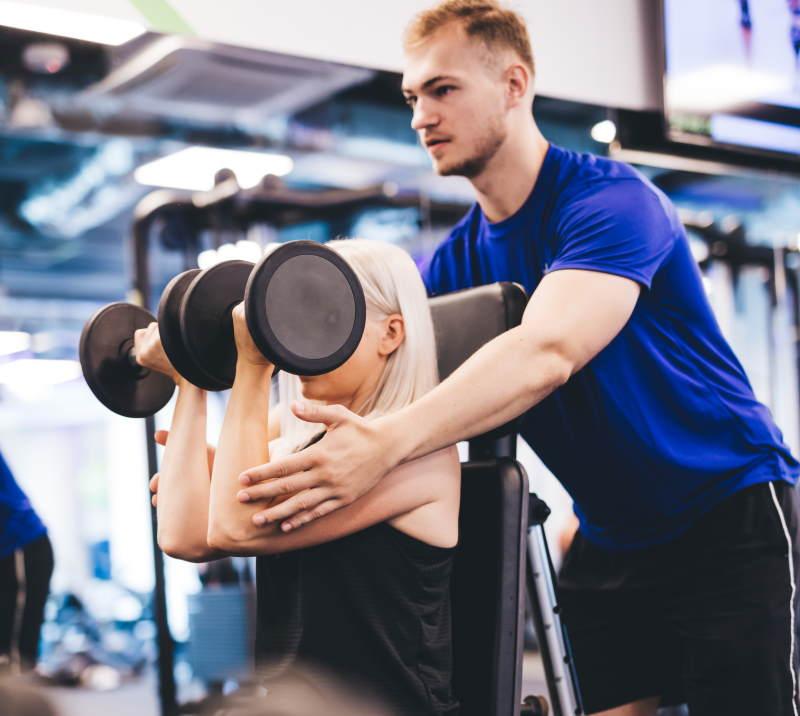 Lexington Personal Trainer
